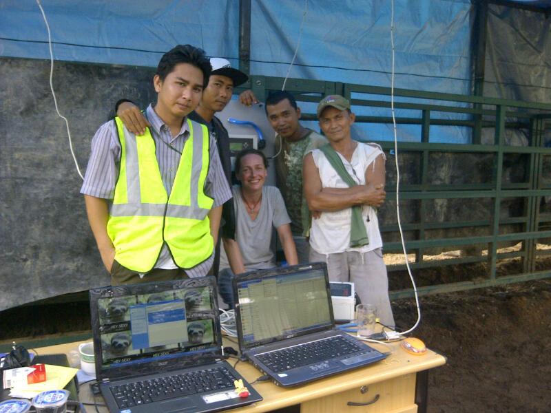 3 Medan Intake Team