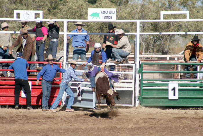 Halls Creek Rodeo 2011