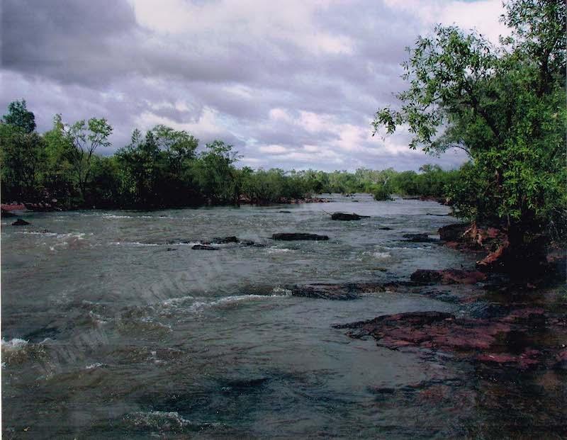 1.2 The Hodgson River