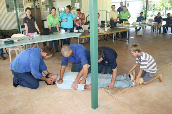 7.29First Aid Training