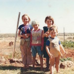 A blessed childhood on a cattle station – part one