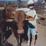 A blessed childhood on a cattle station – part two