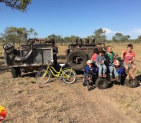 The Kimberley Bike Ride