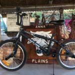black-bike-anna-plains