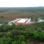 East of Darwin