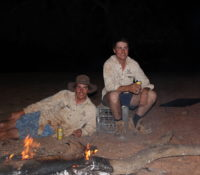 Ringer from the top end – of South Australia!