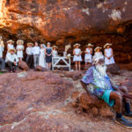 Planning a wedding during mustering season